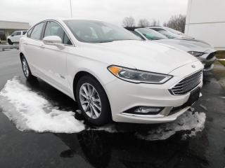 New 2018 Ford Fusion Energi Titanium for sale in Mount Brydges, ON