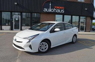 Used 2016 Toyota Prius Rear Camera, Factory Warranty Touring for sale in Concord, ON