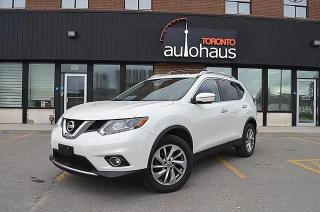 Used 2015 Nissan Rogue SL/NAVI/CAM/LEATHER/PANO ROOF SL for sale in Concord, ON