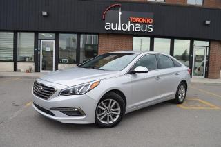 Used 2016 Hyundai Sonata/HEATED SEATS/REAR CAM/FACT WARR 2.4L GLS for sale in Concord, ON