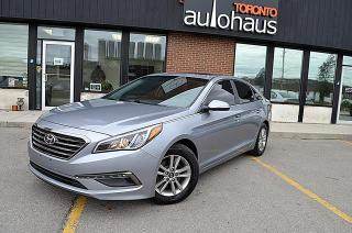 Used 2016 Hyundai Sonata/GLS/SUNROOF/REAR CAMERA/HTS SEATS 2.4L GLS for sale in Concord, ON
