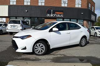 Used 2019 Toyota Corolla/LANE DEPART/ADAPTIVE /CAM/HTD SEATS LE for sale in Concord, ON