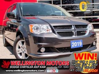 New 2019 Dodge Grand Caravan Crew Plus for sale in Guelph, ON