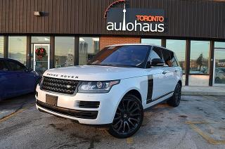 Used 2016 Land Rover Range Rover HSE/TD6/BSM/LDW/NAVI/PANO/CLEAN Td6 HSE for sale in Concord, ON