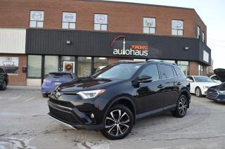 Used 2016 Toyota RAV4/SE/AWD/NAVI/LEATHER/CAM/PANORAMA SE for sale in Concord, ON