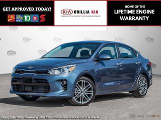 Used 2019 Kia Rio EX Tech Navi for sale in Orillia, ON