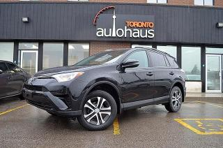 Used 2016 Toyota RAV4 LE/REAR CAMERA/HEATED SEATS/FACT WARR LE for sale in Concord, ON