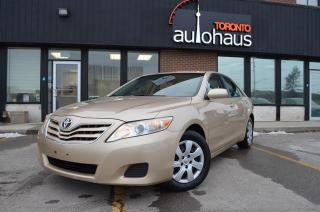 Used 2011 Toyota Camry LE/AUTO/NO ACCIDENTS/VERY CLEAN TRADE LE for sale in Concord, ON