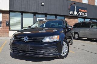 Used 2016 Volkswagen Jetta Sedan/AUTO/HTD SEATS/REAR CAM Trendline+ for sale in Concord, ON
