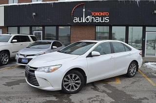 Used 2015 Toyota Camry XLE/NAVI/CAM/LEATHER/SUNROOF/NO CLAIMS XLE for sale in Concord, ON
