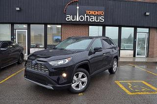 Used 2019 Toyota RAV4 Hybrid LIMITED/LIKE NEW/EVERY OPTION Hybrid Limited for sale in Concord, ON