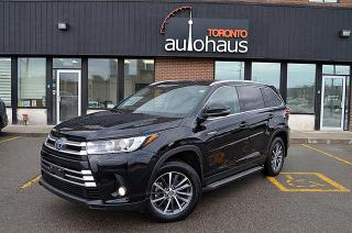 Used 2019 Toyota Highlander XLE HYBRID/BSM/NAVI/LDW/PCA/LOADED Hybrid XLE for sale in Concord, ON