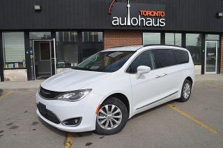 Used 2017 Chrysler Pacifica Touring-L/LEATHER/CAMERA/HTD SEATS for sale in Concord, ON