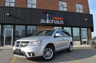Used 2014 Dodge Journey SXT/7 PASSENGER SXT for sale in Concord, ON