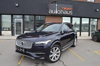 Used 2016 Volvo XC90 Inscription T6,NAVI,BSM,LDW,PANORAMA T6 Inscription for sale in Concord, ON