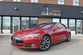 Used 2016 Tesla Model S 90D/AWD/TECH PKG/LOADED/UP TO 470KM RANGE for sale in Concord, ON