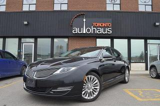 Used 2013 Lincoln MKZ/2.0T/NAVI/CAM/PANORAMA/NO ACCIDENTS for sale in Concord, ON