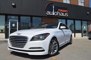 Used 2015 Hyundai Genesis LUXURY/NAVI/PANORAMA/LOADED Luxury for sale in Concord, ON