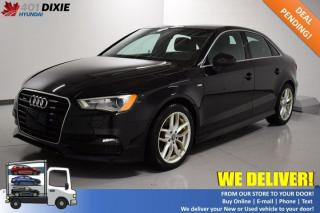 Used 2015 Audi A3 2.0T Progressiv for sale in Mississauga, ON