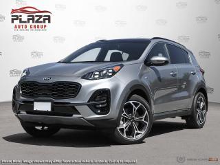 New 2020 Kia Sportage SX for sale in Orillia, ON