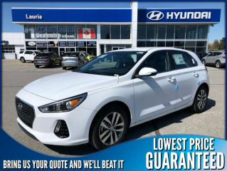 New 2020 Hyundai Elantra GT Preferred Manual for sale in Port Hope, ON