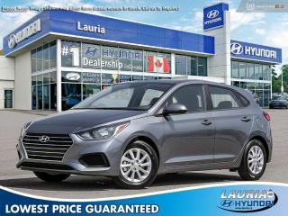 New 2020 Hyundai Accent 5DR Preferred Manual for sale in Port Hope, ON