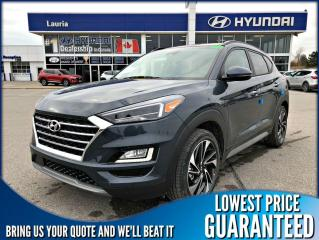 New 2020 Hyundai Tucson 2.4L AWD ULTIMATE for sale in Port Hope, ON