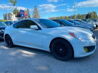 Used 2010 Hyundai Genesis Coupe 2.0T for sale in Scarborough, ON