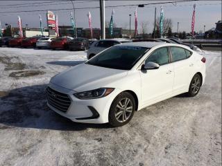 Used 2018 Hyundai Elantra APPLE CARPLAY/ANDROID AUTO, BANCS+VOLANT CHAUFF.!! for sale in Gatineau, QC