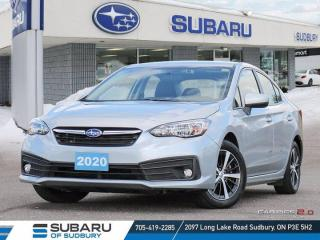 New 2020 Subaru Impreza Touring - available financing as low as 0.5% for sale in Sudbury, ON