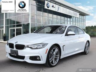 New 2019 BMW 4 Series 430i xDrive for sale in Sudbury, ON