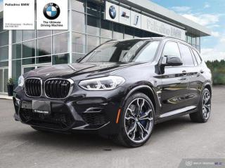 New 2020 BMW X3 M Premium Package/ M Enhanced Package/Aimbient Air Package/Ventilated Front Seats for sale in Sudbury, ON