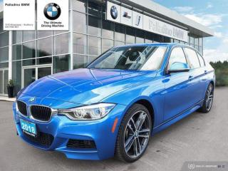 Used 2018 BMW 3 Series 340i xDrive for sale in Sudbury, ON