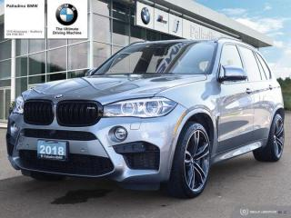 Used 2018 BMW X5 M for sale in Sudbury, ON