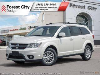 New 2019 Dodge Journey SXT for sale in London, ON