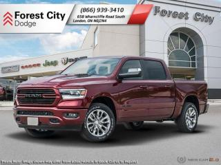 Used 2019 RAM 1500 DEMO   ANDROID AUTO   KEYLESS ENTRY   BLUETOOTH   HEATED SEATS for sale in London, ON
