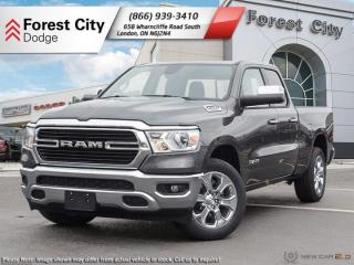 New 2020 RAM 1500 Big Horn for sale in London, ON