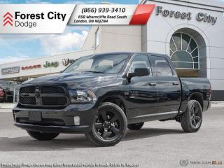 Used 2019 RAM 1500 Classic EXPRESS | DEMO | BLUETOOTH | REAR VIEW CAM | 4WD for sale in London, ON