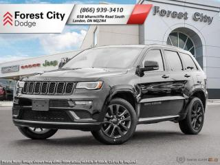 New 2020 Jeep Grand Cherokee High Altitude for sale in London, ON