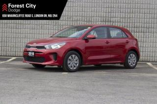 Used 2018 Kia Rio 5-Door HATCHBACK   AUTOMATIC   FWD   KEYLESS ENTRY   SATELLITE RADIO for sale in London, ON