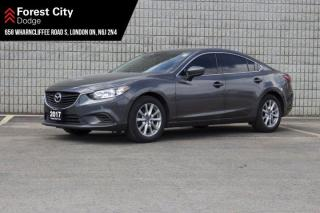 Used 2017 Mazda MAZDA6 GS | SUNROOF | NAVIGATION SYSTEM | for sale in London, ON
