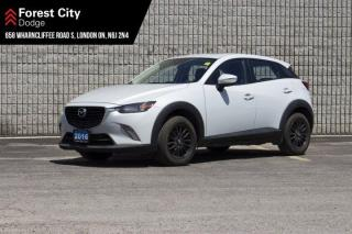 Used 2016 Mazda CX-3 GS | MOONROOF | LEATHER | NAVIGATION | AWD for sale in London, ON