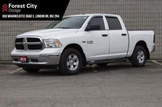 Used 2018 RAM 1500 ST | 4X4  | CREW CAB | BACK UP CAM | BLUETOOTH for sale in London, ON