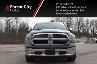 Used 2014 RAM 1500 AS-IS | BIG HORN | ECO-DIESEL | 4X4 | BLUETOOTH for sale in London, ON