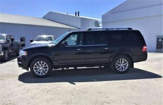 Used 2017 Ford Expedition Limited  for sale in Langenburg, SK
