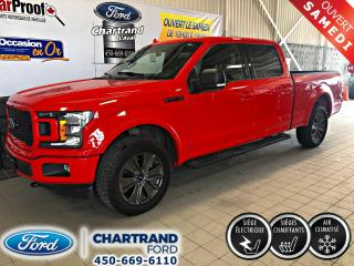 Used 2018 Ford F-150 XLT cabine SuperCrew 4RM caisse de 6,5 p for sale in Laval, QC