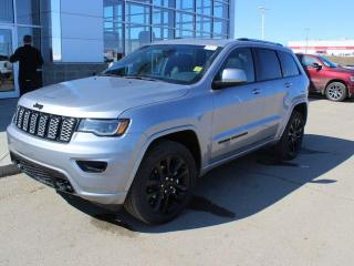 New 2020 Jeep Grand Cherokee Altitude 4dr 4WD Sport Utility for sale in Peace River, AB