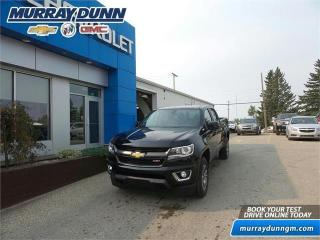 Used 2017 Chevrolet Colorado 4WD Z71 for sale in Nipawin, SK
