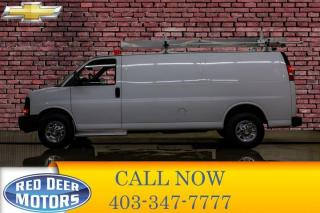Used 2007 Chevrolet Express G3500 Extended Cargo Van for sale in Red Deer, AB