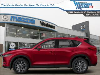 New 2020 Mazda CX-5 GT  - Head-up Display -  Navigation for sale in Toronto, ON